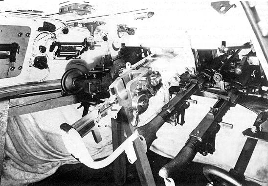Patronentrommel 34 F 252 R Mg34