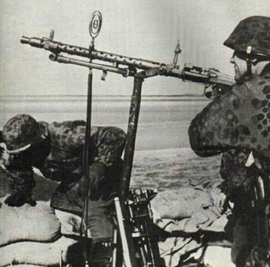 MG34 and MG42 slings