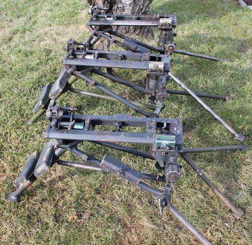 MG42 Lafette