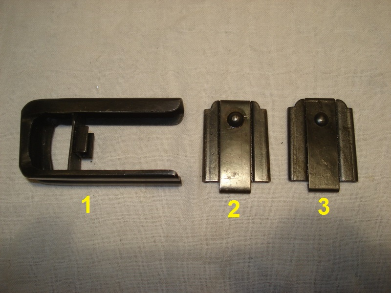 MP38 and MP40 parts for sale